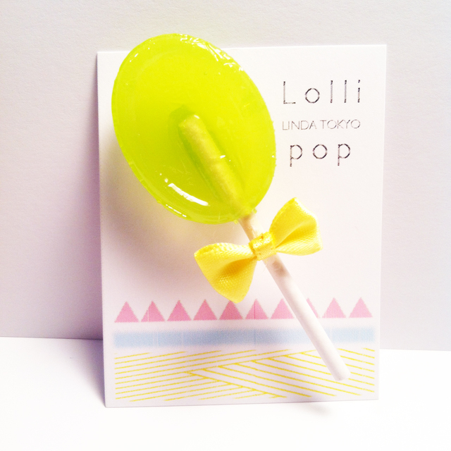 Lollipop/applegreen