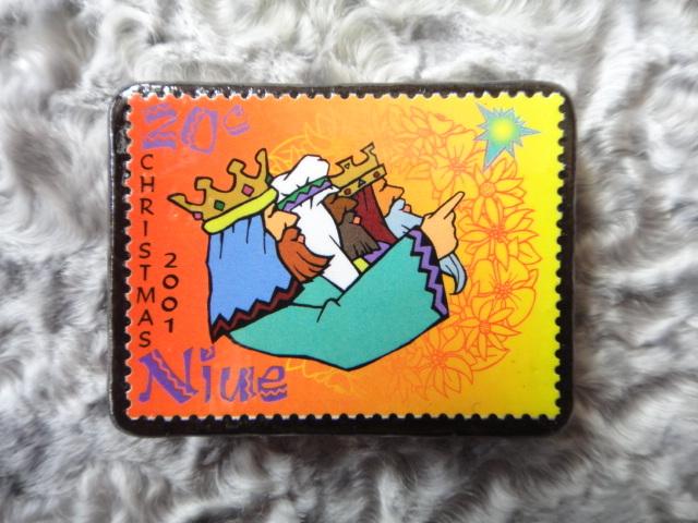 レバノン クリスマス切手ローチ491