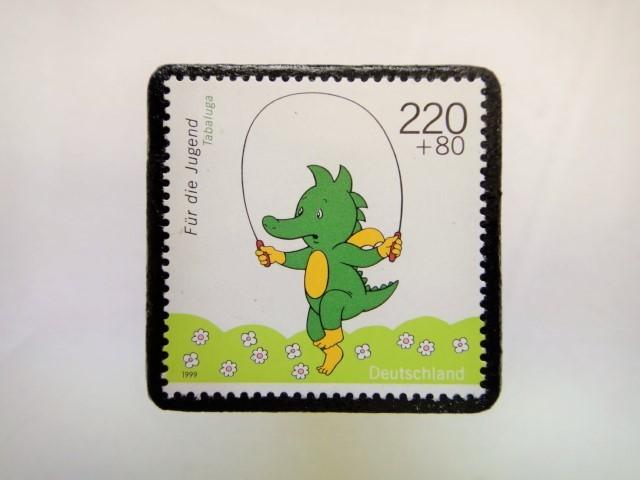 ドイツ 切手ローチ496