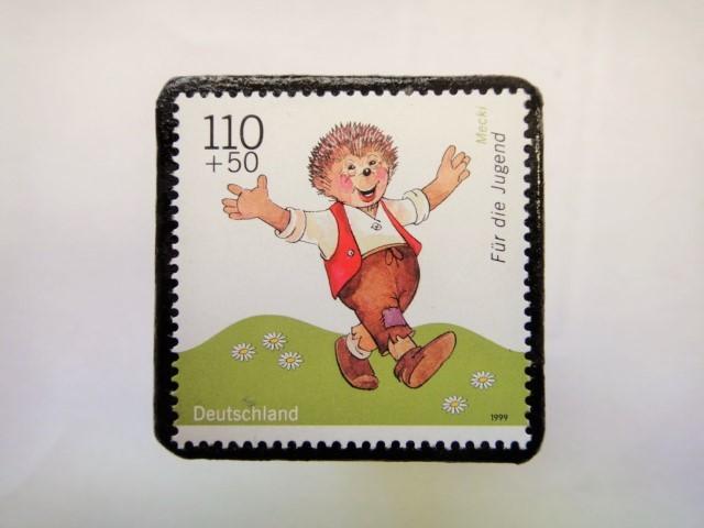 ドイツ 切手ローチ497