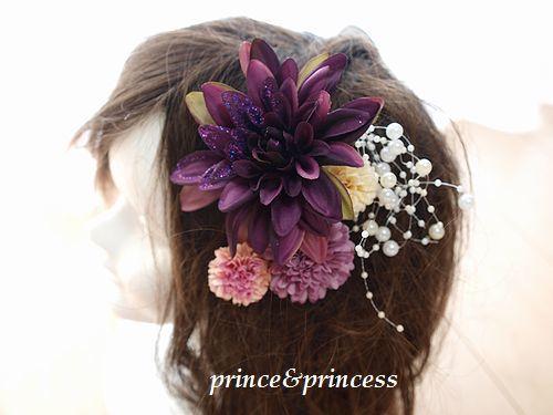 2015*和装髪飾り*I