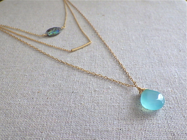 Mermaid Beach Necklace