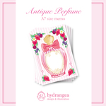 【Antique Perfume -berry-】メモ