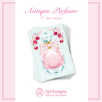 【Antique Perfume -cherry-】メモ