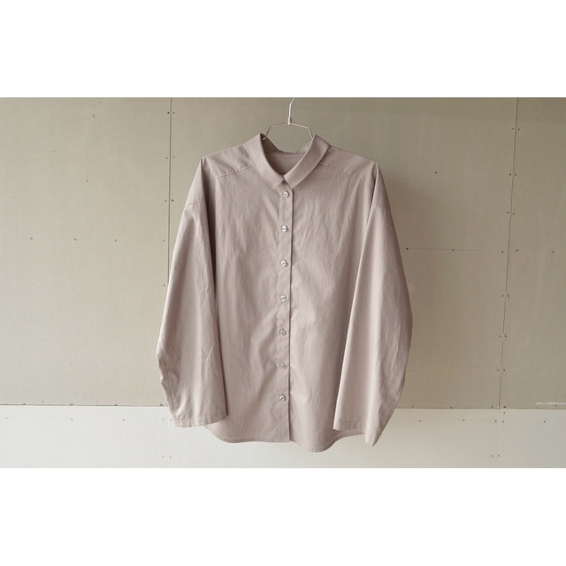DROP SHOULDER SHIRTS ROSEGRAY (COTTON BROAD)