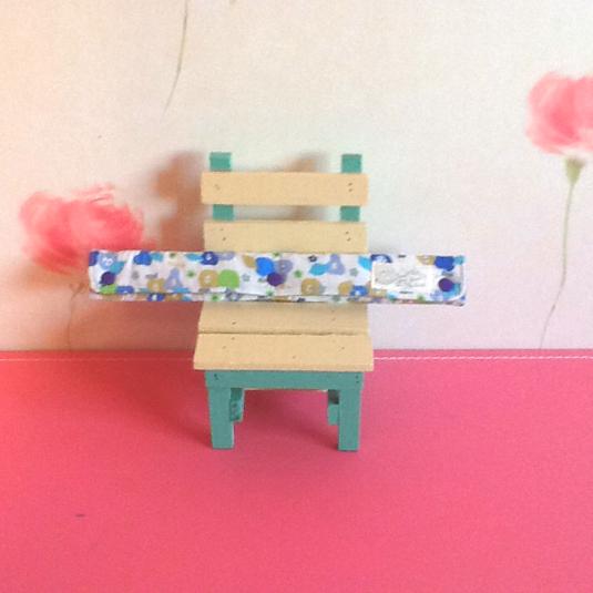 水筒紐クッションカバー☆洋梨リンゴ柄