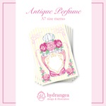 【Antique Perfume -rose-】メモ