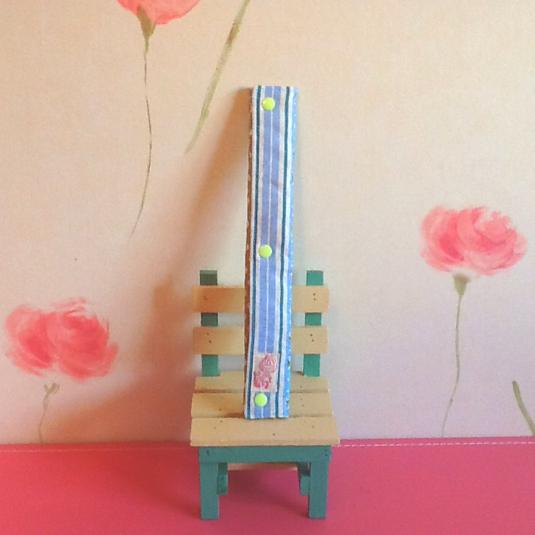 小花×水玉×ストライプ 水筒 紐 カバー