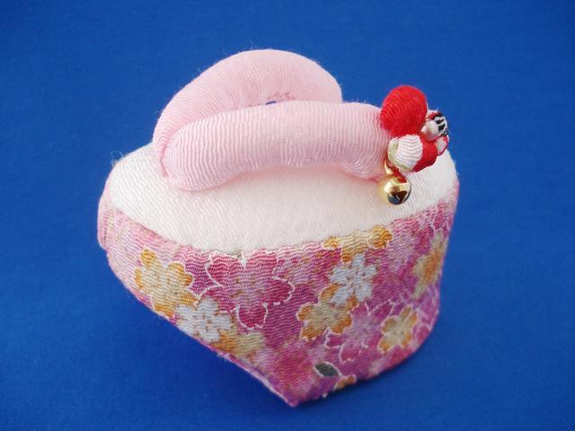 ピンクッション ぽっくり型(桜)