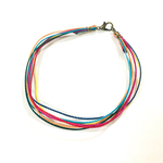 Over the rainbow〜幸せのお届け物〜anklet or bracelet