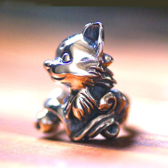Chihuahua Portrait Ring