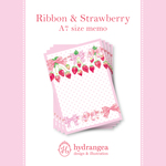 【Ribbon & Strawberry】メモ