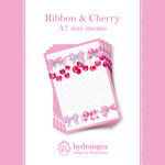 【Ribbon & Cherry】メモ