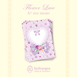 【Flower Lace-pansy-】メモ