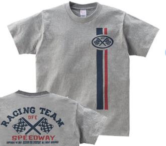 レーシングチーム Tシャツ  【受注生産品】