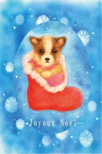 ポストカード3枚組「聖誕祭」