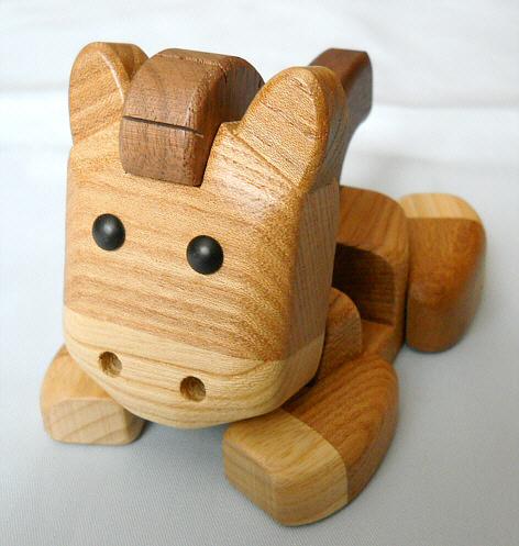 『馬』の携帯電話&スマホスタンド