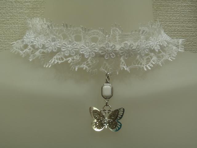蝶のチョーカーゴスロリ-コスプレ-イベント