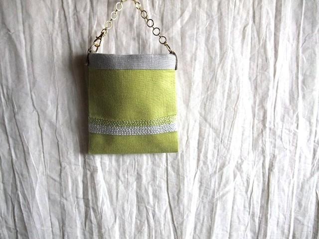 itoiro bag charm pouch (g&g)
