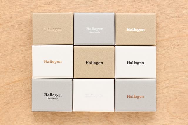 【箔押し名入れ】角留め箱 ギフトボックスS(50個)78×60×22㎜(緩衝材付)グレー クラフト ホワイト 日本製 box ラッピング 箱 SK02