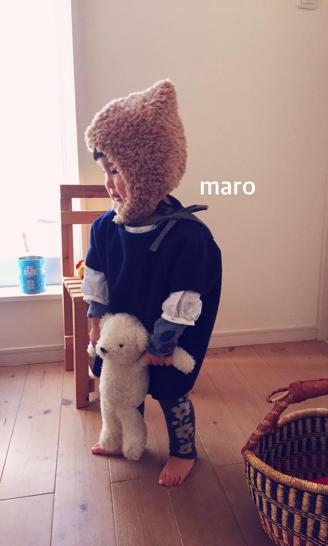 我が家のこびとさん帽子  Mサイズ