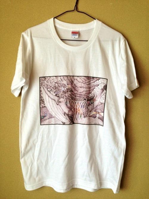 【オリジナルTシャツ】kujirantan.