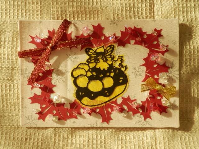 おやつクリスマス☆ふわふわドーナッツ