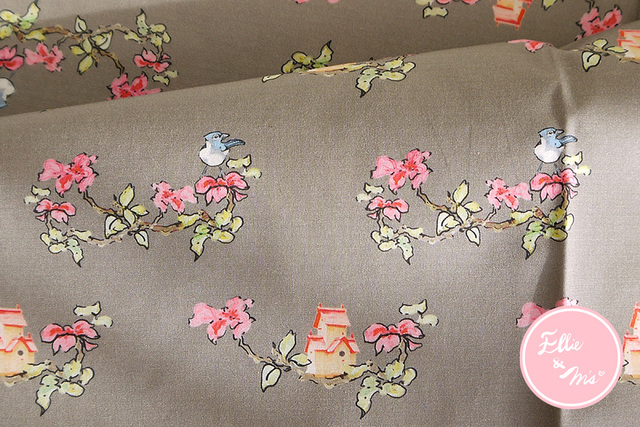 ��Ellie&M's fabric�ۡ��֥롼�������Τ���