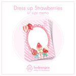 【Dress up Strawberries】メモ