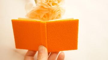 スクラップブック 「オレンジ」