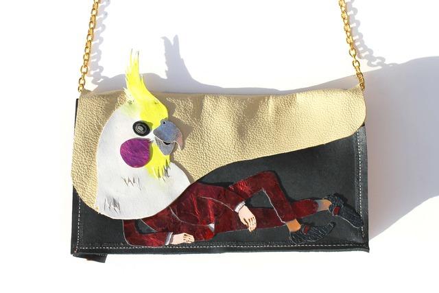 montage bag【オカメシャン】