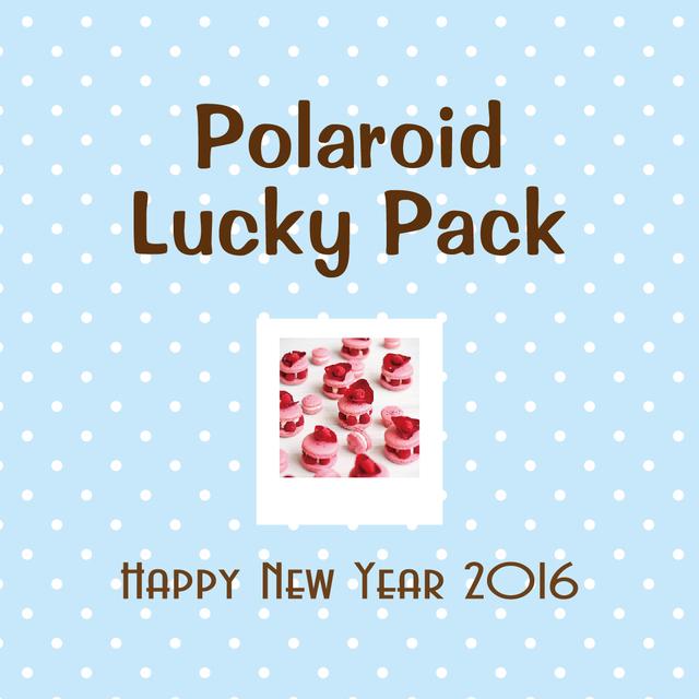 福袋2016「ポラロイド」