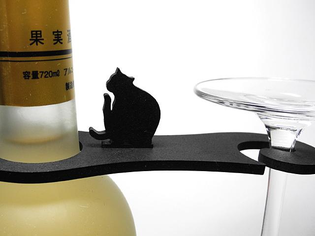 【送料¥90】 【黒猫 首がかゆいのかな...