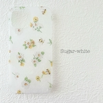 iPhone ケース ❤︎    little bee × marguerite             iPhone 12 他