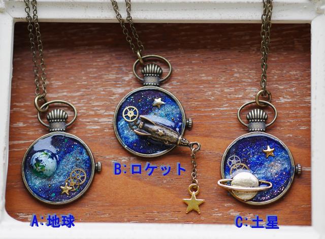 再販宇宙時計
