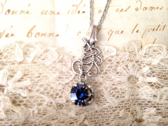 Romance en bleu Ʃ�����ե������ȥ�����ơ��������ե����� �ͥå��쥹