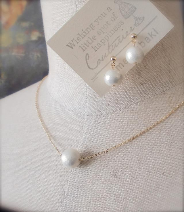 �ں��Ρ�Cotton Pearl �� �ͥå��쥹