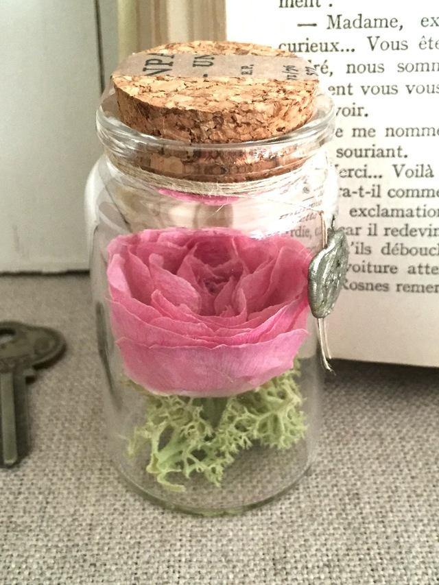 Bottle flower ラナンキュラスPK*