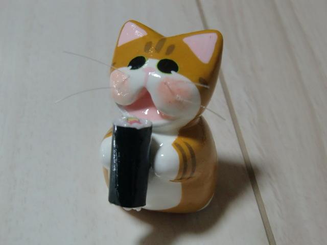 送料無料♪ 恵方巻き♪ネコ