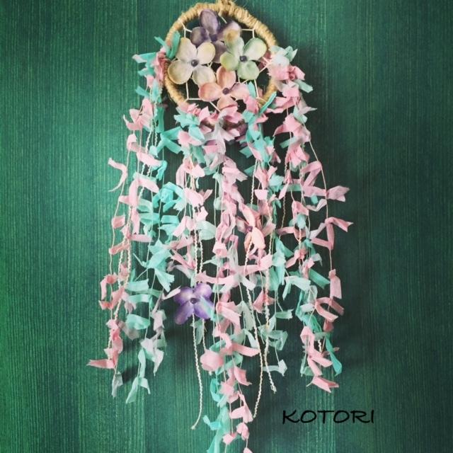 【限定】ドリームキャッチャー〜FLOWERS〜:S