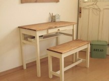 drawer DESK & BENCH