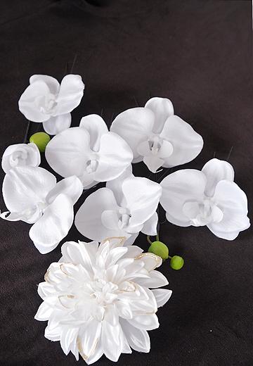 ※送料無料和装/洋装花の豪華花かざり