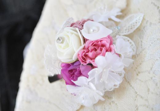mini花かざり1