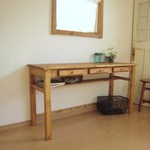 オーダーメイド /   drawers3 DESK pine   # size order #