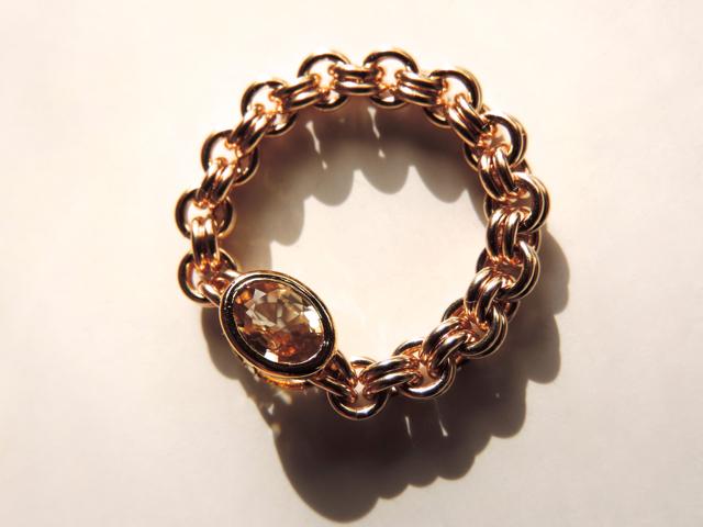 『 More billiant ( heart ) 』Ring by K14GF