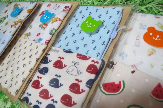 マスク 男の子用幼児サイズ  ランダム5枚セット 入園入学・新学期の準備に ハンドメイド