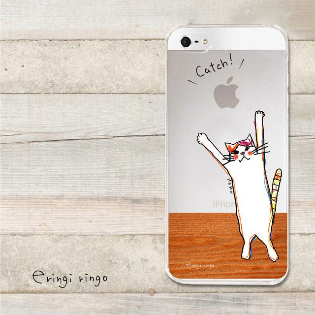 のびるねこ iPhone case(6)