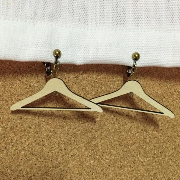 ハンガーイヤリング(プレーン)
