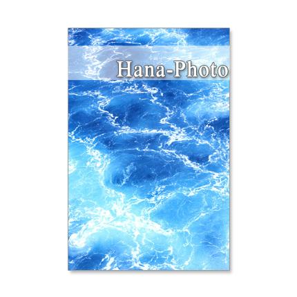 1049)大海原と青い空 青い美   ポストカード5枚組