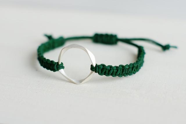 ���Ρ��쥶���֥쥹��å�*green��silver
